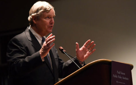 Agriculture Secretary Vilsack gives advice to future farmers