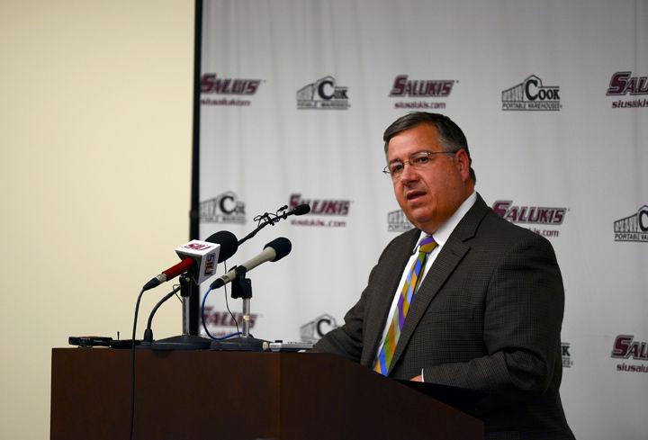 Hill named SIU head football coach
