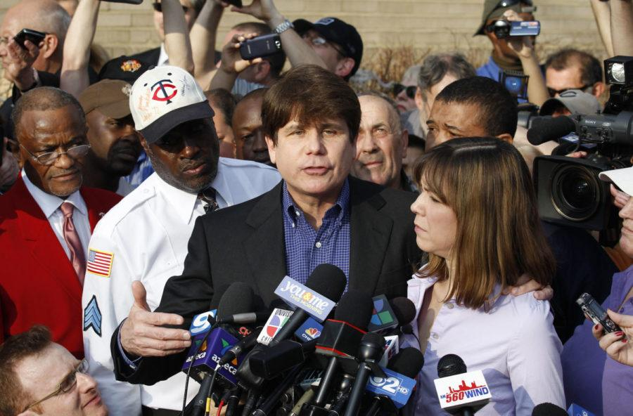 Blagojevich's resentencing date requested by prosecutors, who decline retrial