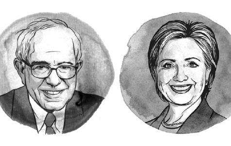 Testy debate suggests Clinton and Sanders battle will continue