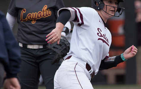 Saluki bats surging through start of season