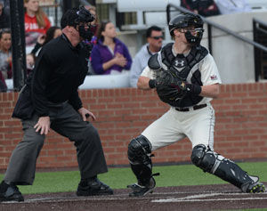 Saluki catchers growing into full responsibilities