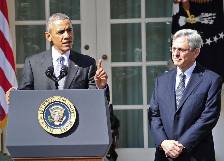 Garland pick doesn't thrill liberal base or budge Republicans
