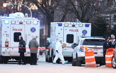 So far this year, Chicago has most homicides since late 1990s