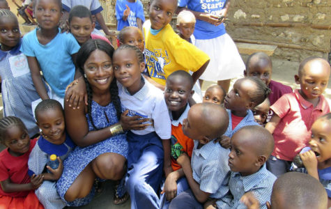 SIU student brings women's empowerment to Kenya