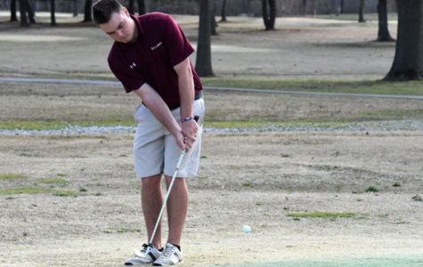 Men's golf closes Golfweek Conference Challenge with 11th place finish