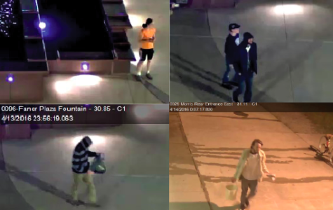 SIU police asks public to help identifying these people in Faner graffiti incident