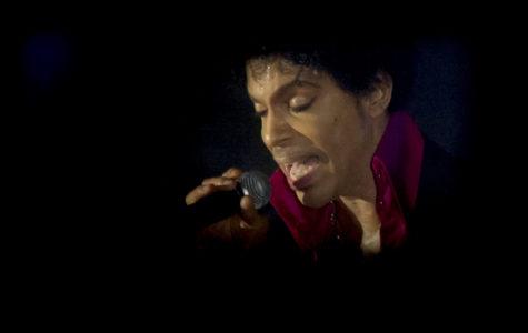 Music great Prince dies at 57