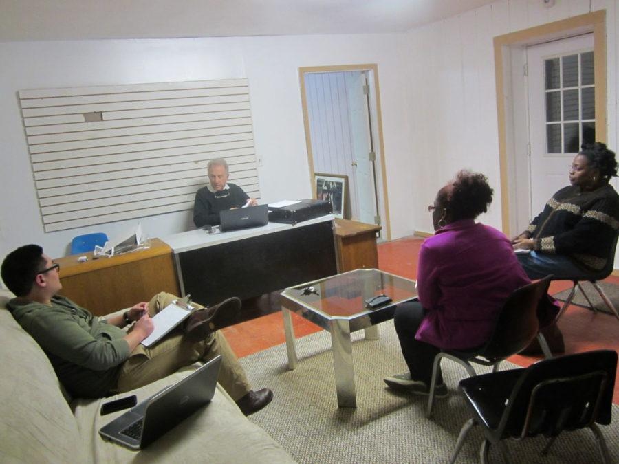 SIU law professor, students open community center