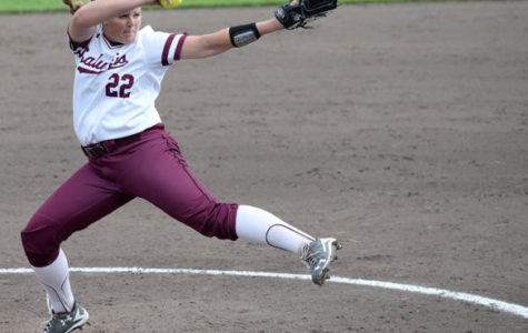 Brianna Jones named Pitcher of the Week