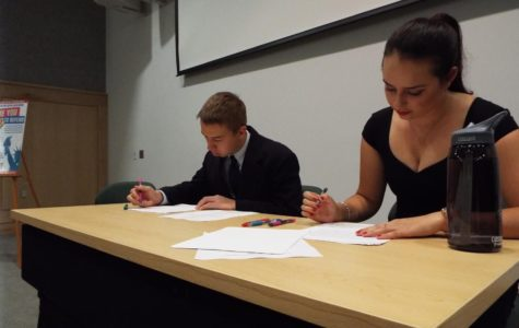 Nationally recognized SIU debaters discuss presidential candidates