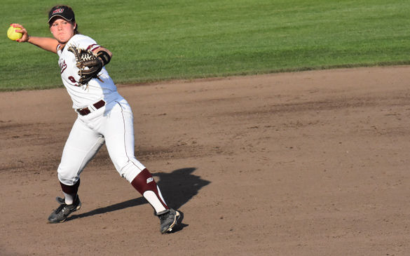 Once a strength; defense being tested for Saluki softball