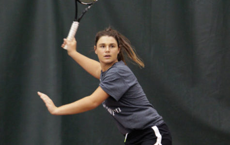 SIU women's tennis advances to championship match, men knocked out