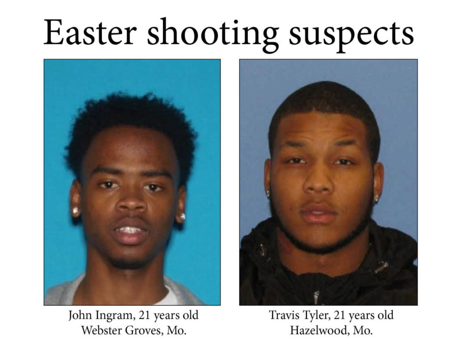 Easter Sunday shooting suspects plead not guilty