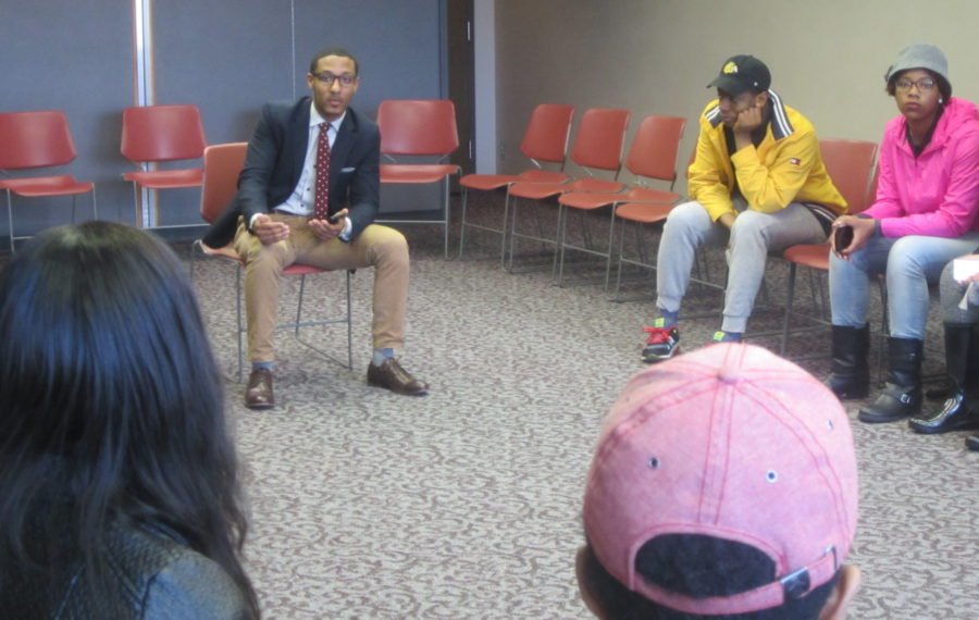 Campus+leaders+meet+to+discuss+violence+at+black+events%2C+racism+on+campus