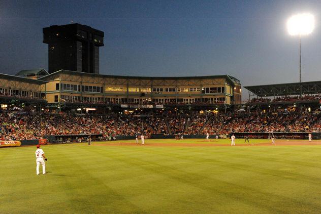 Ranking the MVC's Baseball Stadiums