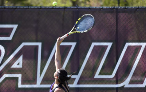 Saluki tennis sweeps Northern Iowa