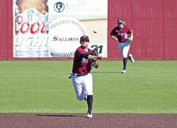 SIU baseball drops second straight to Dallas Baptist
