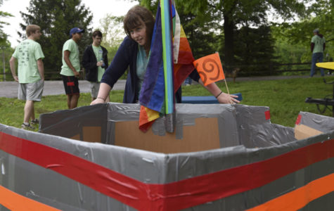 Great Cardboard Boat Regatta Gallery