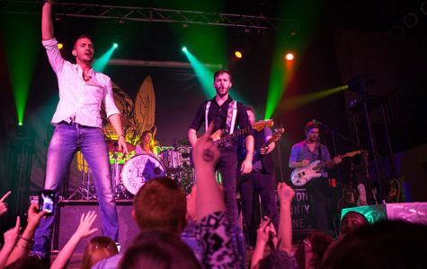 Baldridge rocks Copper with country sound