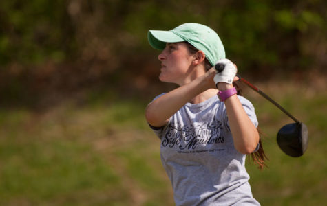 Women's golf finishes fifth in MVC Championship