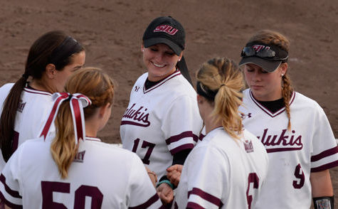 Salukis split Northern Iowa doubleheader