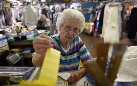 Life at the cleaners: 69 years and counting