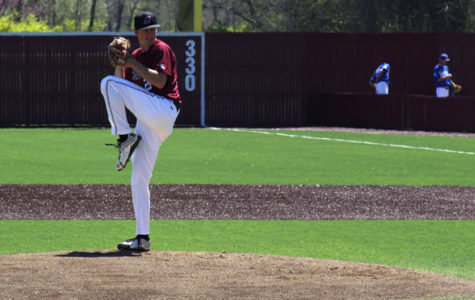 Pitching quiets Bears offense leading Salukis to win