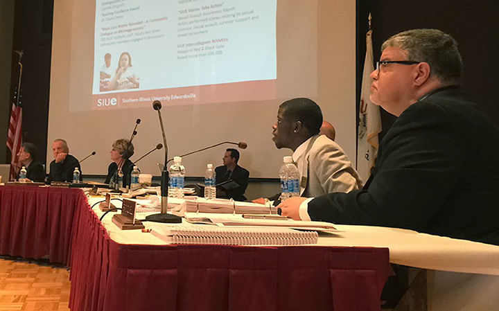 Board of Trustees address racial concerns, appoint college of education dean