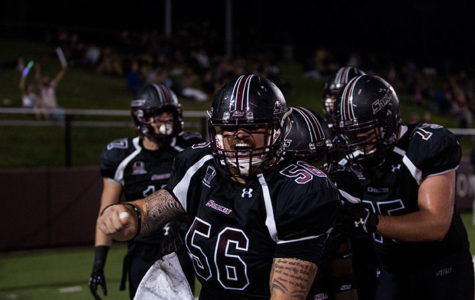 Saluki lineman receives NFL mini camp invite