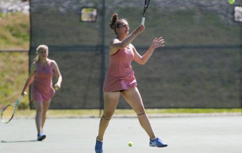 Saluki tennis collects individual accolades