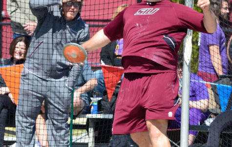 Fifth Saluki advances to 2016 NCAA Championships