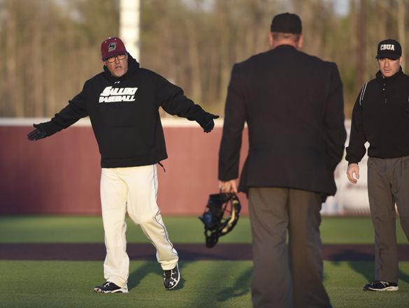 Saluki's baseball season ends with a loss