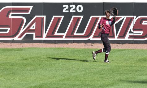 SIU softball shuts out Murray State