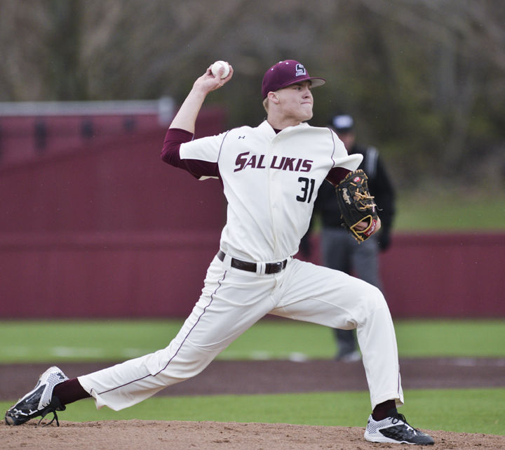Salukis salvage final game of series at DBU