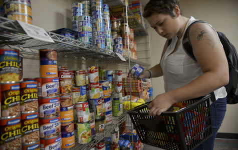 Hungry to help: SIU's new food pantry open to students