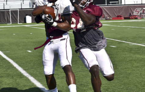 SIU football's second-leading receiver out for season