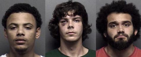 Three Kansas men held in murder plot may have ties to shooting of Carbondale police officer