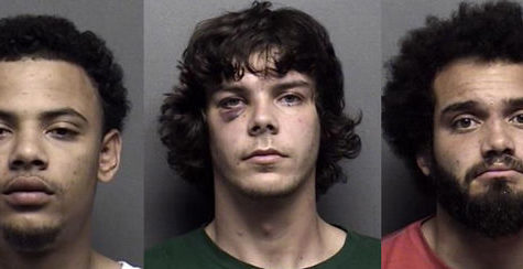 Three Kansas men held in murder plot may have ties to shooting of Carbondale police officer