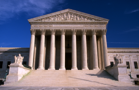 The United States Supreme Court Building. (Jeff Kubina via Wikimedia Commons)