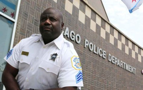 For African-American police officers, a foot in 2 worlds