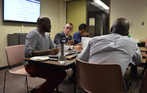 GPSC discusses chancellor search, student trustee election, USG investigation