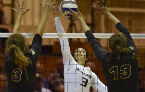 SIU volleyball fixes inconsistency early in conference play