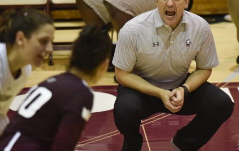 SIU volleyball falls to Northern Iowa