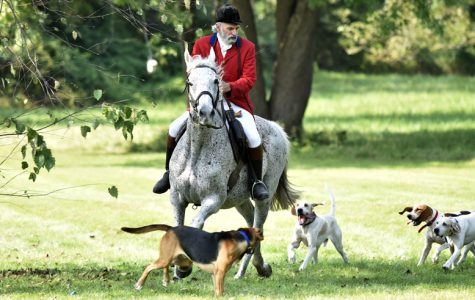 Photo of the day: Master of the Foxhounds