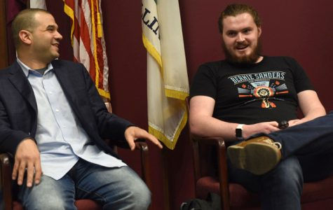 Former Sanders staffers, SIUC grads discuss role of technology, digital fundraising