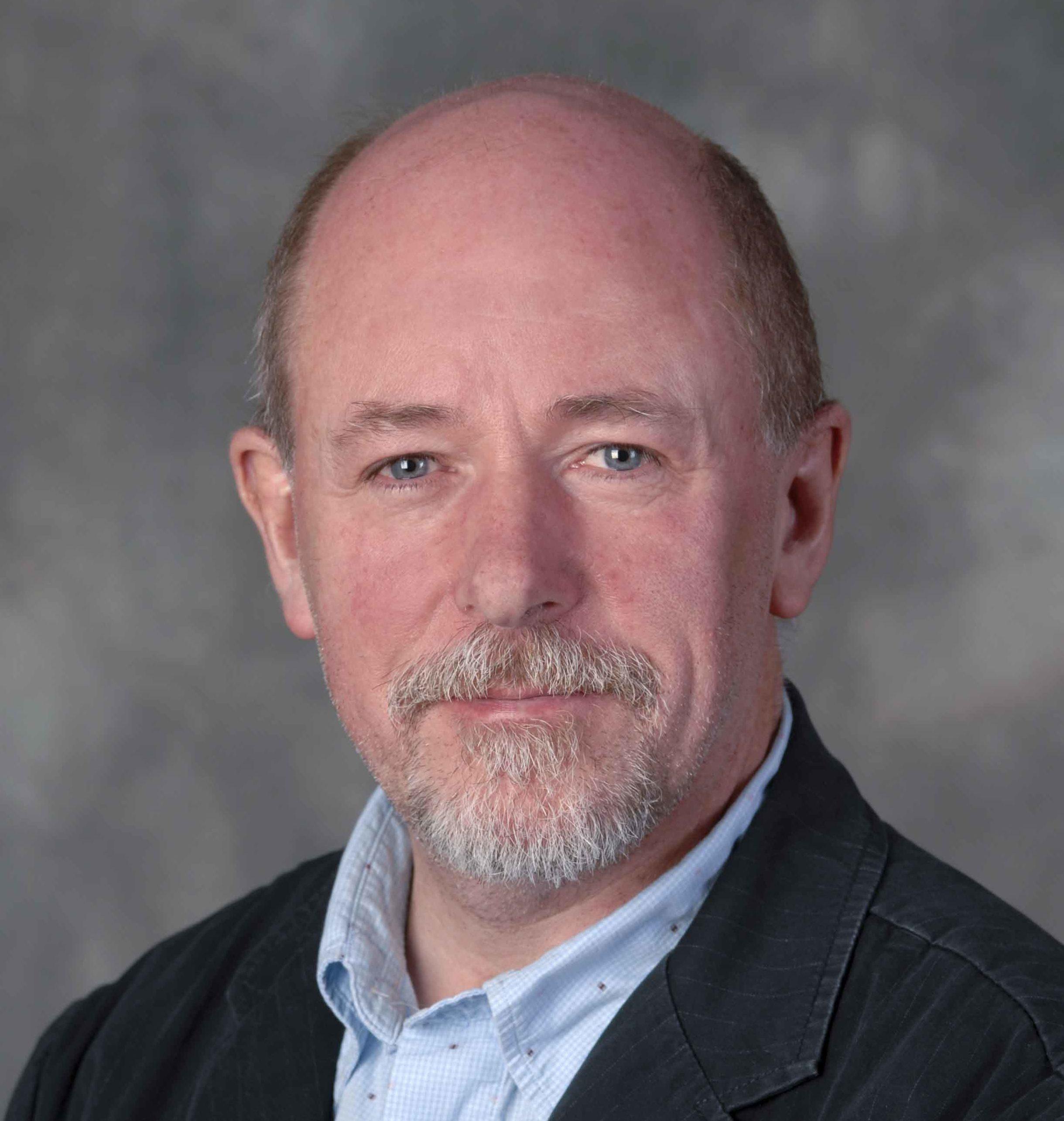 Terry Clark. (Provided photo by Steve Buhman, SIU photographer)