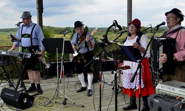 Photo of the day: Jamming out at OktoBEERfest