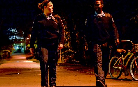 Feel unsafe walking through campus at night? Saluki Patrol officers will escort you
