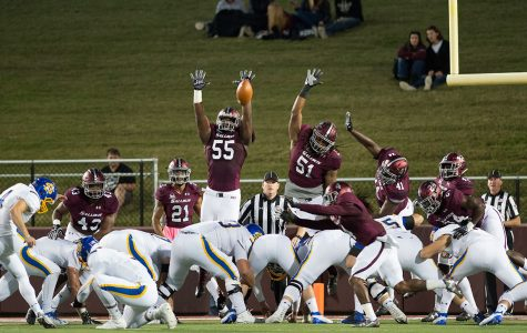 SIU football special teams continues to excel through coaching changes